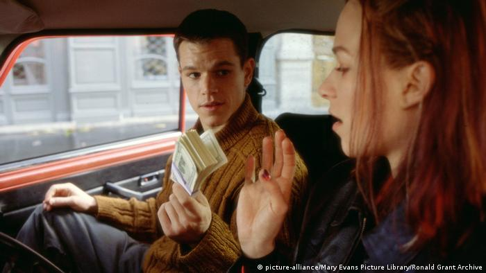 Franka Potente - still from The Bourne Identity (picture-alliance/Mary Evans Picture Library/Ronald Grant Archive)