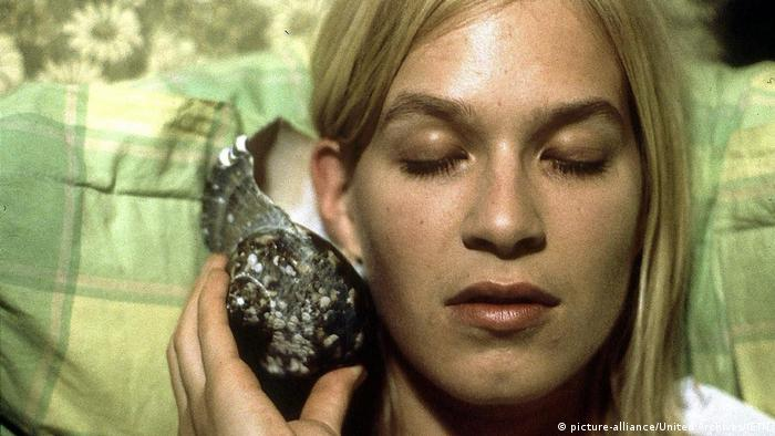 Franka Potente in still from The Princess and the Warrior (picture-alliance/United Archives/IFTN)