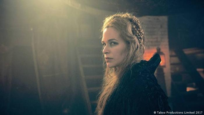 Franka Potente - Scene from Taboo (Taboo Productions Limited 2017)