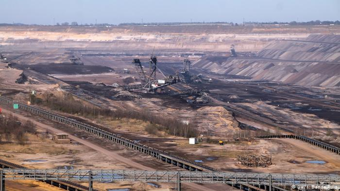 How far is Germany from a complete coal exit?