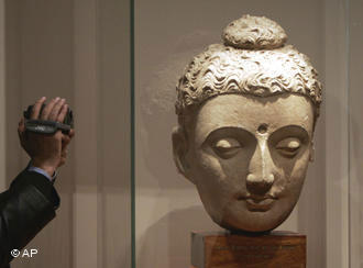 The Bundeskunsthalle displays artefacts from the ancient Buddhist region of Gandhara in Pakistan