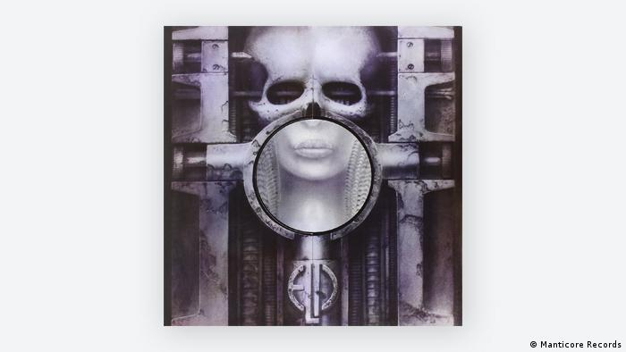 Brain Salad Surgery Emerson, Lake & Palmer (Manticore Records)