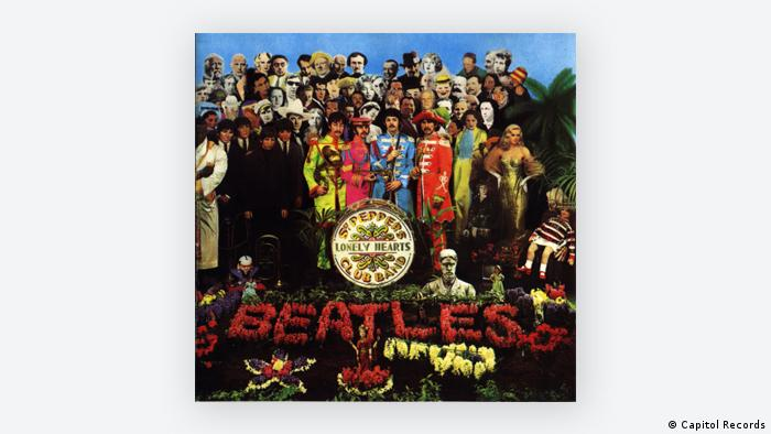 Sgt. Pepper's Lonely Hearts Club Band - Beatles (Capitol Records)