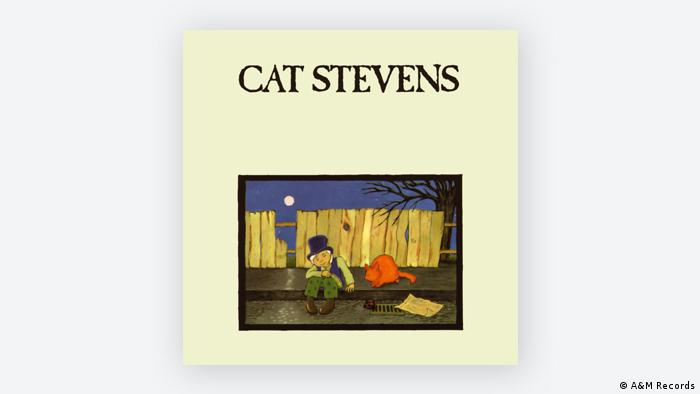 Teaser and the Firecat - Cat Stevens (1971) (A&M Records)