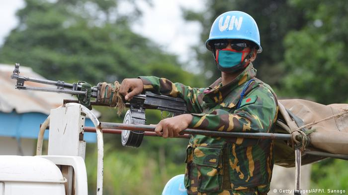 UN Mission UNOCI (Getty Images/AFP/I. Sanogo)