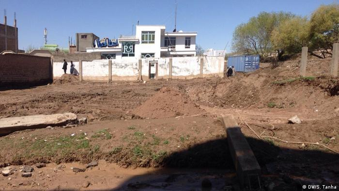 Afghanistan Überflutungen in der Nähe von Herat (DW/S. Tanha)