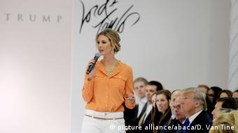 Ivanka Trump Collection in New York (picture alliance/abaca/D. Van Tine)