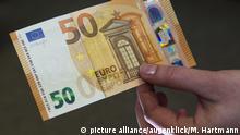 Deutschland Neuer 50-Euro-Schein