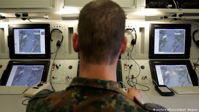 Бундесвер опікується розвідкою в операціях проти Ісламської держави в Сирії