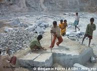 Trabalho infantil na Índia