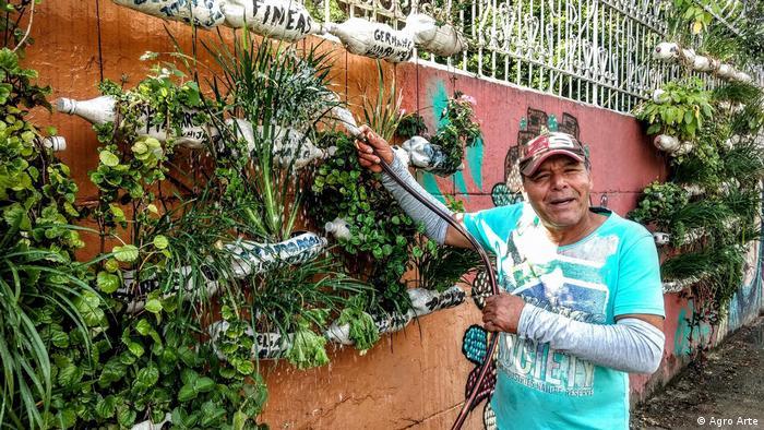 Kolumbien Agro Arte in San Javier