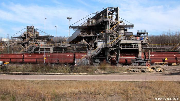 Tagebau Garzweiler (DW/I. Banos Ruiz)