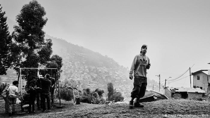 El AKA und die Hügel von San Javier