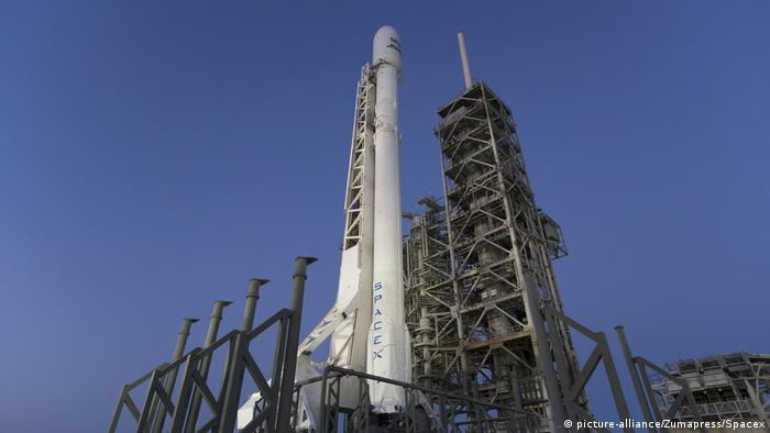 USA | SpaceX Falcon 9 gestarted (picture-alliance/Zumapress/Spacex)