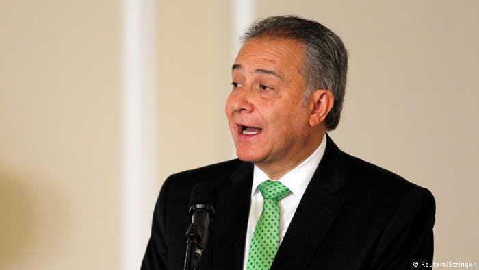 Kolumbien | neuer Vizpräsident Kolumbiens Oscar Naranjo (Reuters/Stringer)