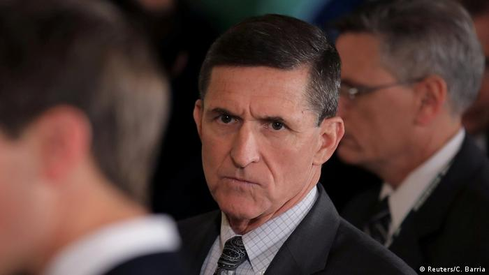 Michael Flynn (Reuters/C. Barria)