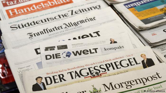 Німецька преса