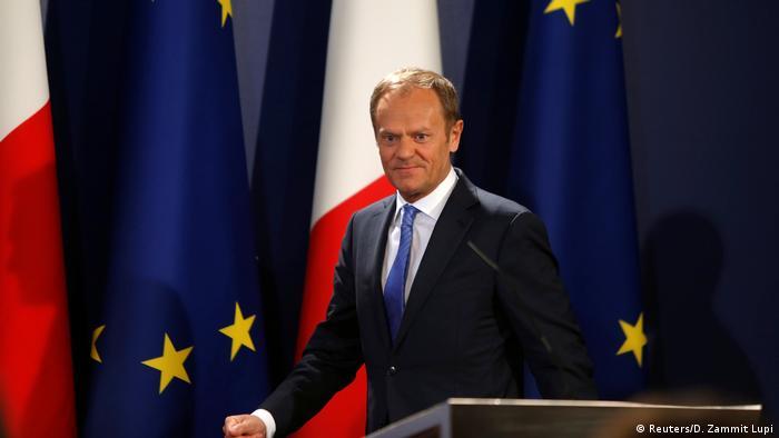 Malta Donald Tusk zum Brexit Verkehr Bundesrat Parteien (Reuters/D. Zammit Lupi)