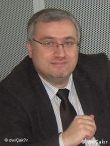Murat Çelikkafa Redakteur der Deutschen Welle MSOE Türkische Redaktion
