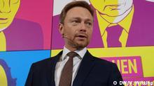 03.2017 Parteivorsitzende Christian Lindner (Berlin, Deutschland)