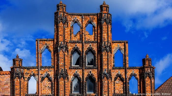 Deutschland Stadt Wismar (picture-alliance/ZB/J. Büttner)