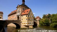 Die Bamberger Altstadt wurde bereits 1993 von der UNESCO als Weltkulturerbe ausgezeichnet