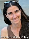 A cubana Yoani Sánchez: milhares de comentários para cada entrada