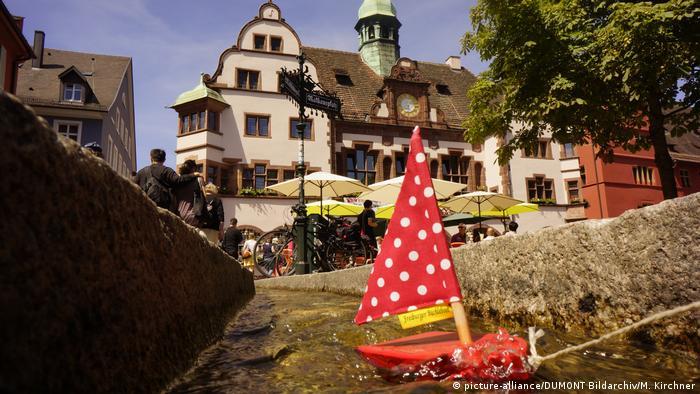 Deutschland Stadt Freiburg (picture-alliance/DUMONT Bildarchiv/M. Kirchner)