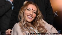 Russische ESC Kandidatin Julia Samoilowa