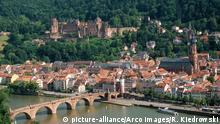 Deutschland Stadt Heidelberg