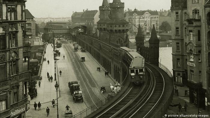 Берлин в 1920-е годы