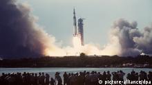 Start der Raumfähre Apollo 11
