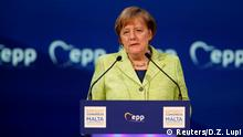 Malta Gipfel der European People Party EPP | Angela Merkel