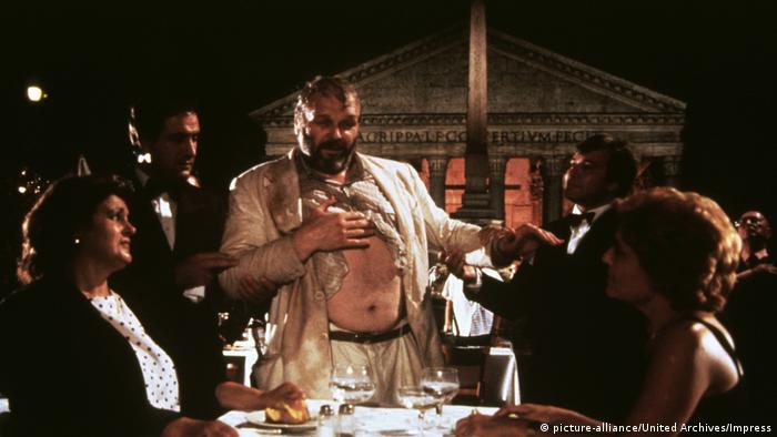 The Belly of an Architect by Peter Greenaway (picture-alliance/United Archives/Impress)