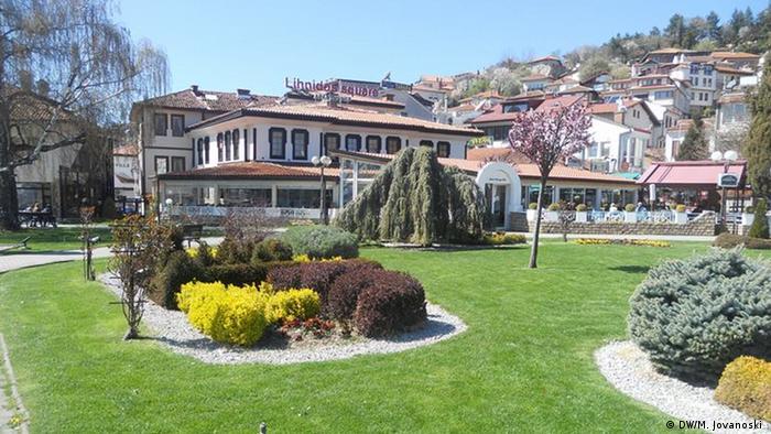 Bildergalerie Frühling in Ohrid, Mazedonien (DW/M. Jovanoski )