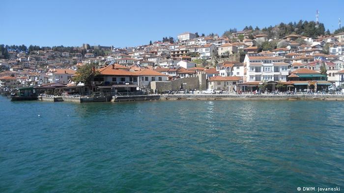 Bildergalerie Frühling in Ohrid, Mazedonien