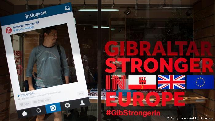 Gibraltar und der Brexit