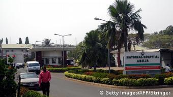 Nigeria | Krankenhaus in Abuja