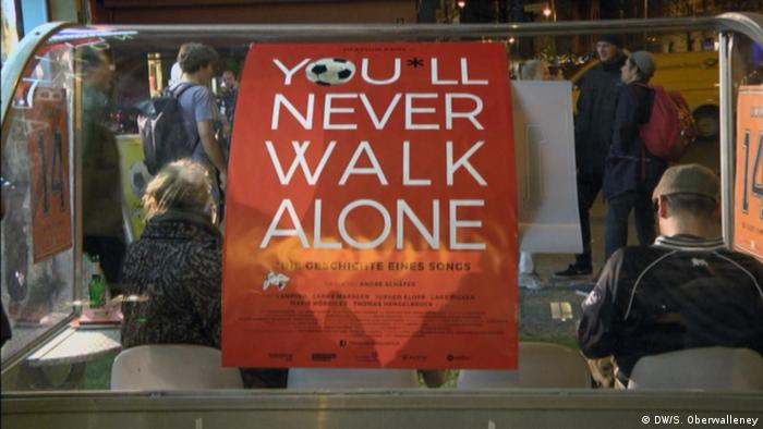 DW Sendung Euromaxx Never walk alone
