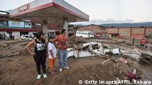 Kolumbien Überschwemmungen