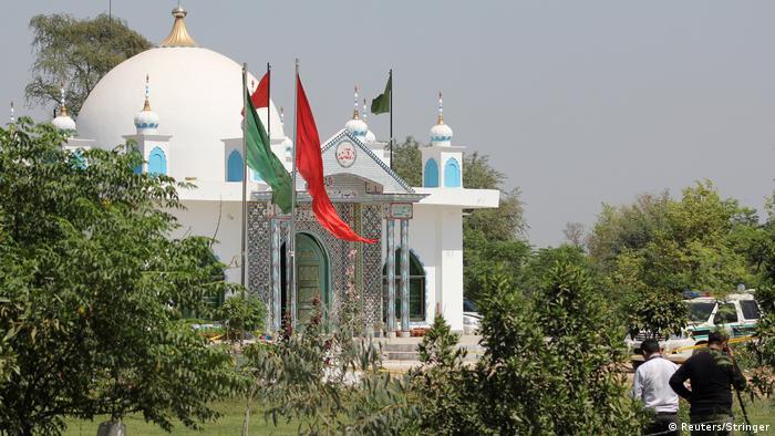 Pakistan Sargodha Anschlag Sufi Schrein (Reuters/Stringer)