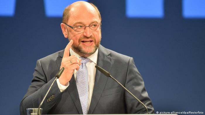 Auftaktveranstaltung der NRWSPD Martin Schulz