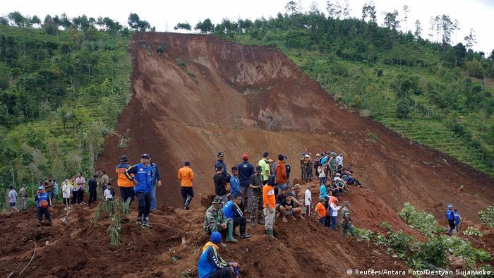 Natural Disasters Landslide Essay