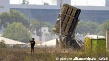 Israel Raketenabwehr Iron Dome