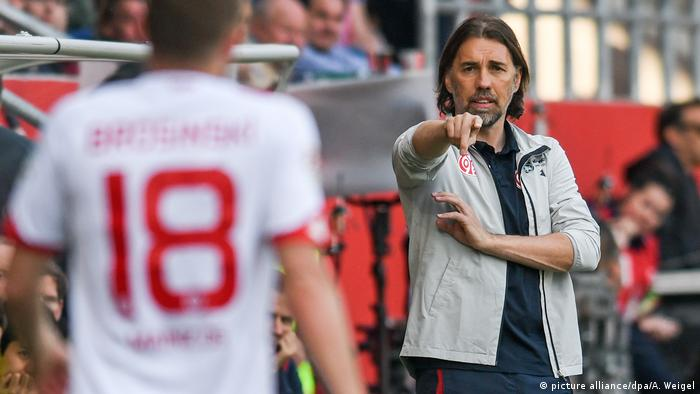 Deutschland FC Ingolstadt 04 - FSV Mainz 05 (picture alliance/dpa/A. Weigel)