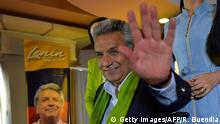Ecuador Präsidentschaftswahlen Hochrechnungen Lenin Moreno