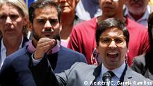 Venezuela Freddy Guevara Vize-Parlamentschef