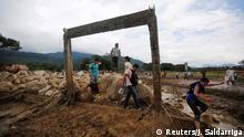 Kolumbien Überschwemmung in Mocoa