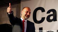 Serbien Prsäidentenwahl Sasa Jankovic in Belgrade