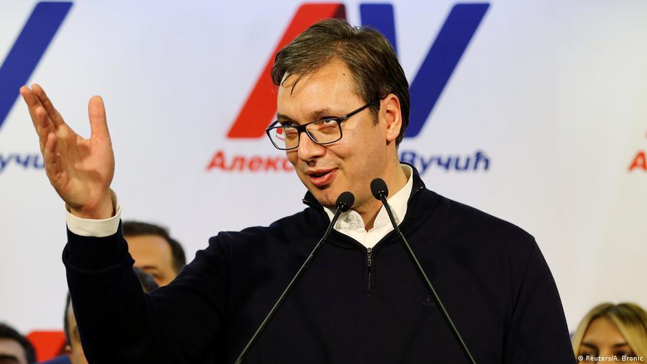 Presidenti i Serbisë  Vučić  Të flasim disi për Kosovën